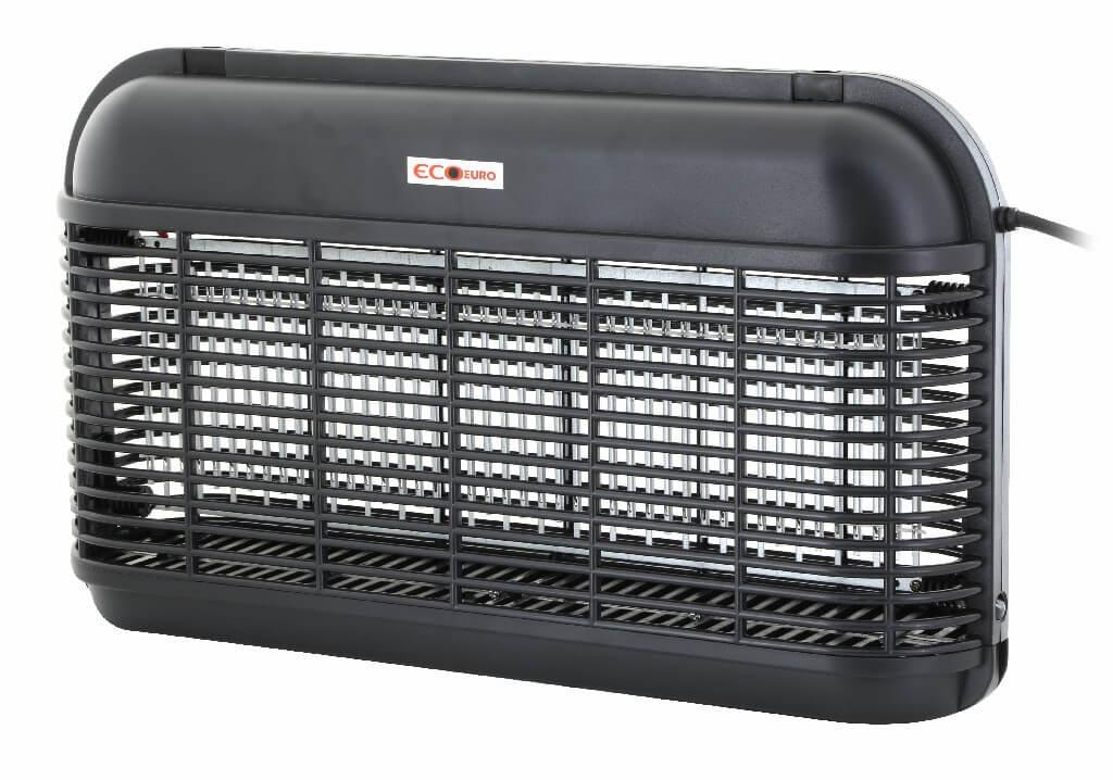 קטלן חרקים לד LED Z300 UV 8W שחור