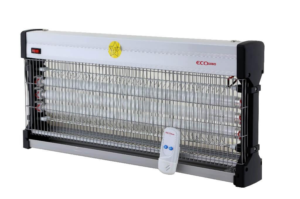 קטלן חרקים 3X20W UV+שלט TERMINATOR