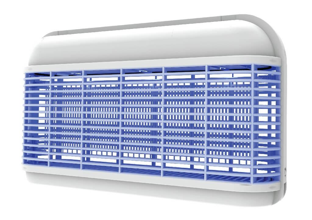 קטלן חרקים לד LED Z300 UV 8W לבן
