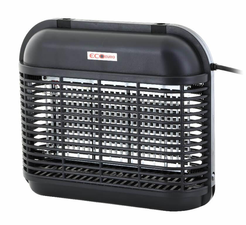 קטלן חרקים לד LED Z200 UV 6W שחור