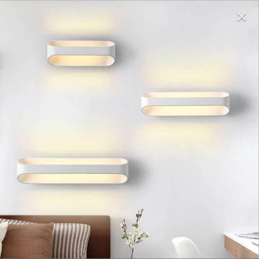 תאורה צמוד קיר דגם כינר