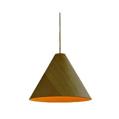 גוף תאורה תלוי MALMO עץ כהה E27