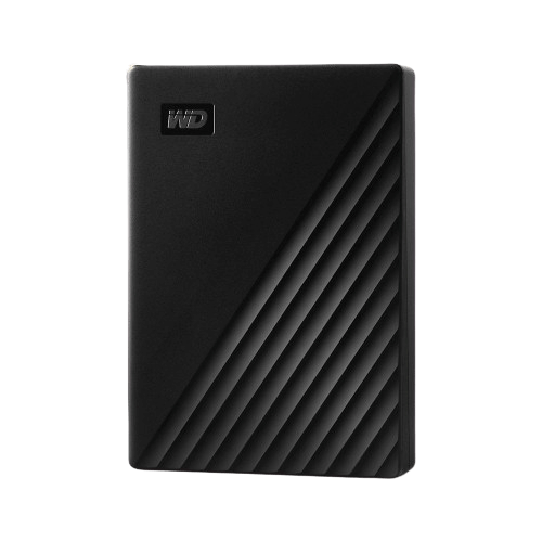 כונן חיצוני Western Digital 4TB MY PASSPORT שחור